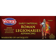 Early Imperial Roman Legionaries Advancing