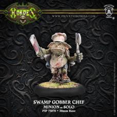 Hordes Minions Swamp Gobber Chef