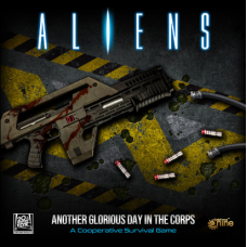 Aliens Boardgame Another Glorious Day in the Corps(Core game)