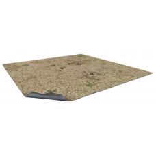 Desert Wasteland Gaming Mat 2x2
