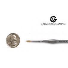 Gadzooks Hoarder Kolinsky Hobby Brush