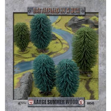 Battlefield in a Box Large Summer Wood