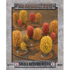 Battlefield in a Box Small Autumn Wood