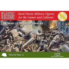 American Infantry 1944-45