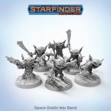 Starfinder Space Goblins Warband