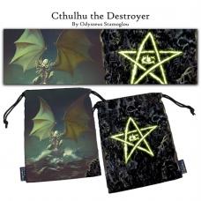 Cthulhu the Destroyer Legendary Dice Bag