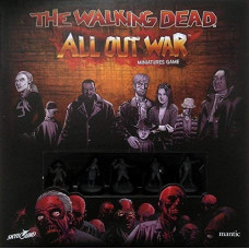 The Walking Dead: All Out War Game Core Set