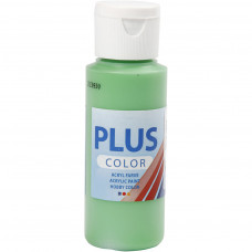 Plus Color Craft Paint, Bright Green