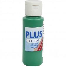 Plus Color Craft Paint, Brilliant Green