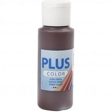 Plus Color Craft Paint, Chocolate