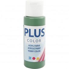 Plus Color Craft Paint, Forrest Green