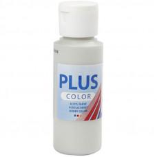 Plus Color Craft Paint, Light Grey