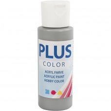 Plus Color Craft Paint, Rain Grey