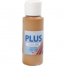 Plus Color Craft Paint, Raw Sienna