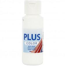Plus Color Craft Paint, White