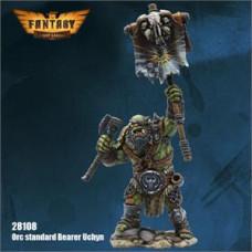Orc standard Bearer Uchyn