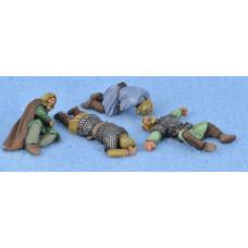Fatigue Markers Casualties