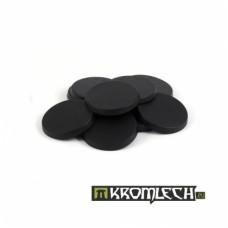 30mm Round Plastic Bases