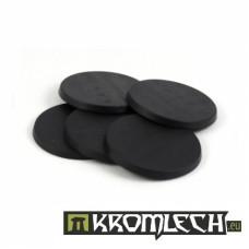40mm Round Plastic Bases