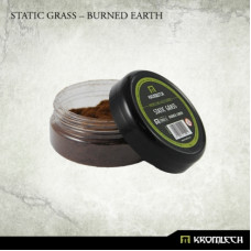 Static Grass – Burned Earth