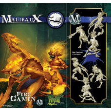 Malifaux 2E: The Arcanists Fire Gamin