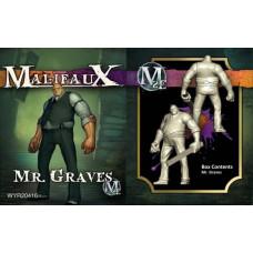 Malifaux 2E: The Neverborn Mr Graves