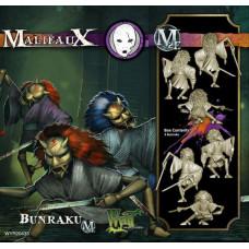 Malifaux 2E: The Neverborn Bunraku