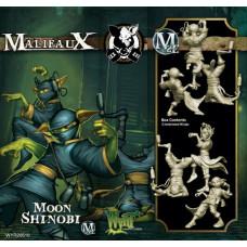 Malifaux 2E: The Gremlins Moonshinobi