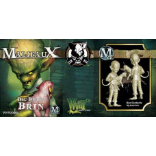 Malifaux 2E: Gremlins Big Brain Brin