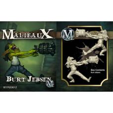 Malifaux 2E: Gremlins - Burt Jebsen