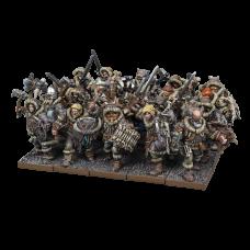 Northern Alliance Clansman Regiment