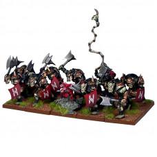 Kings of War Abyssal Dwarf Slave Orcs