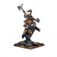 Dwarf Berserker Lord on Brock