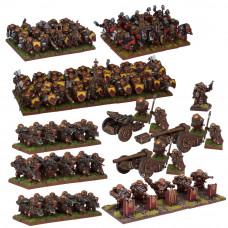 Dwarf Mega Army