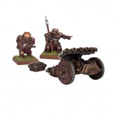 Dwarf Ironbelcher Cannon
