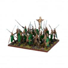 Elves Tallspears Regiment