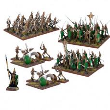 Kings of War Elves Army