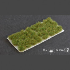 12mm Strong Green XL Tufts