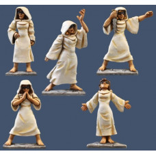 Female Cowled Cultists
