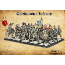 Shieldmaiden Infantry Rangers