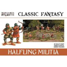 Halfling Militia