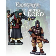 Cultist Apothecary and Marksman