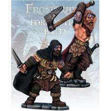 Barbarian Thief and Berserker