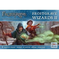 Frostgrave Wizards II
