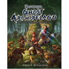 Frostgrave Ghost Archipelago Rulebook