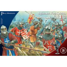 Agincourt Foot Knights 1415-29