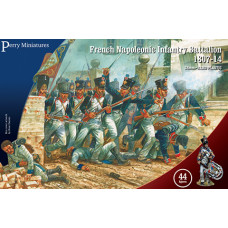 French Infantry Battalion 1807-14