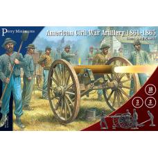 American Civil War Artillery 1861-65