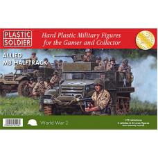 American Allied M3 Halftrack