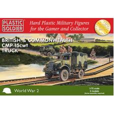 British and Commonwealth CMP 15 cwt Truck